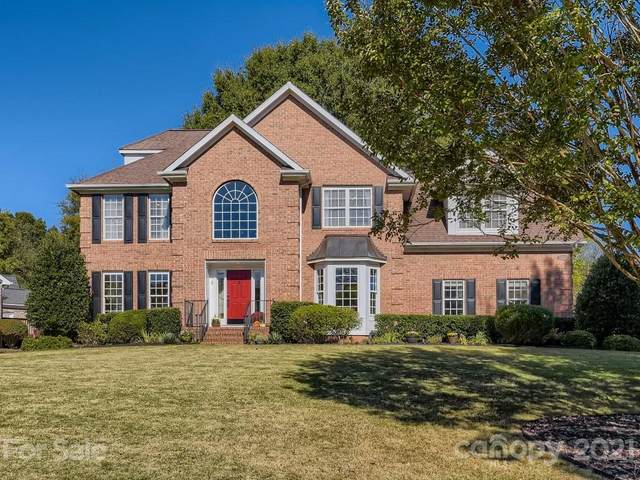 15737 Agincourt Drive, Huntersville, NC 28078 (#3798577) :: LePage Johnson Realty Group, LLC