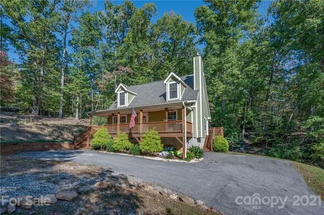162 Adams Lane, Lake Lure, NC 28746 (#3798584) :: Modern Mountain Real Estate