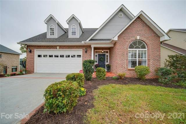 142 Hill Street, Granite Falls, NC 28630 (#3798671) :: Modern Mountain Real Estate