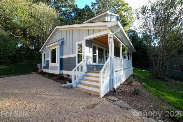 46 Grindstaff Drive, Asheville, NC 28803 (#3798673) :: Keller Williams South Park