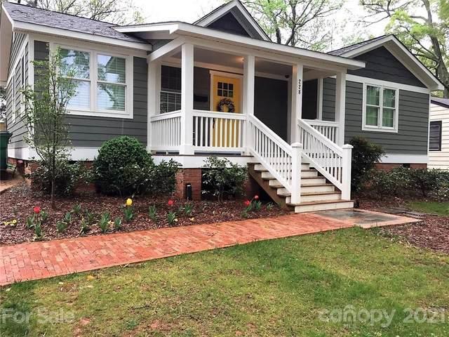 228 Gene Avenue, Charlotte, NC 28205 (#3798678) :: Homes Charlotte