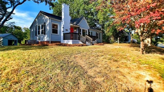 224 Park Ridge Road, Albemarle, NC 28001 (#3798702) :: Johnson Property Group - Keller Williams