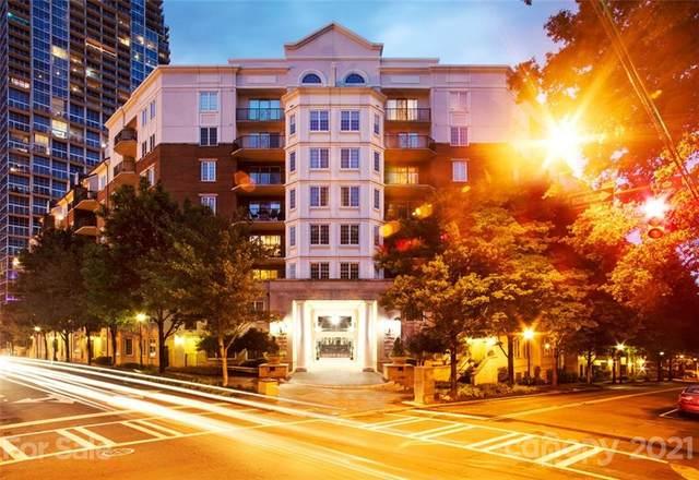 300 W 5th Street #507, Charlotte, NC 28202 (#3798729) :: Love Real Estate NC/SC