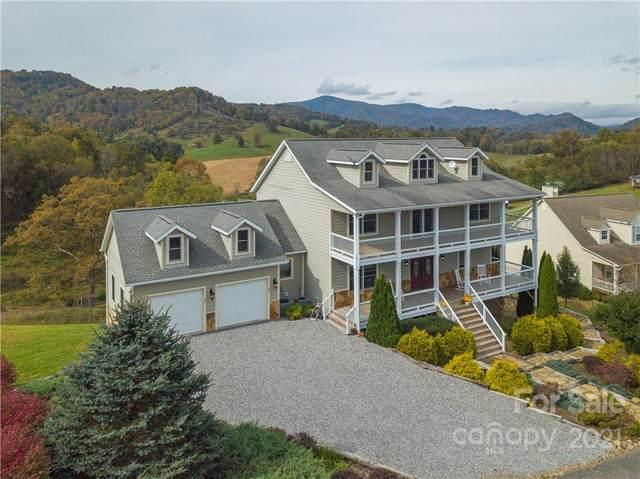 406 Everview Lane, Waynesville, NC 28785 (#3798738) :: Carlyle Properties