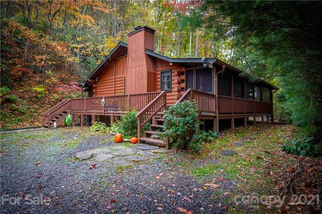 146 Spring Drive, Maggie Valley, NC 28751 (#3798759) :: BluAxis Realty