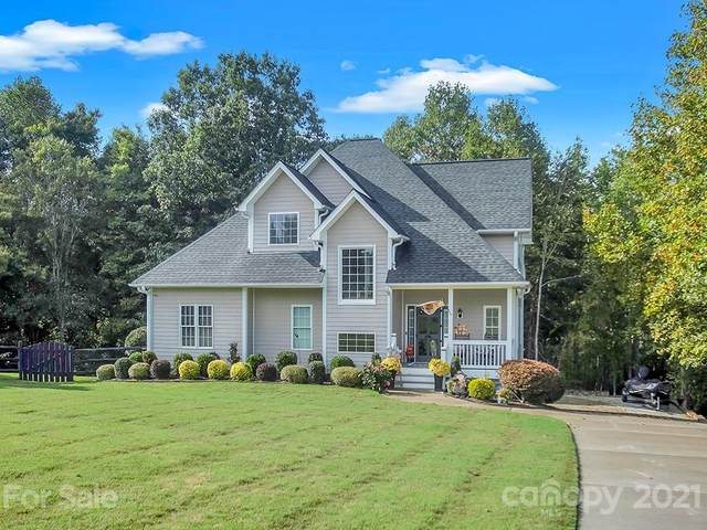 696 Addie Drive, Iron Station, NC 28080 (#3798781) :: BluAxis Realty