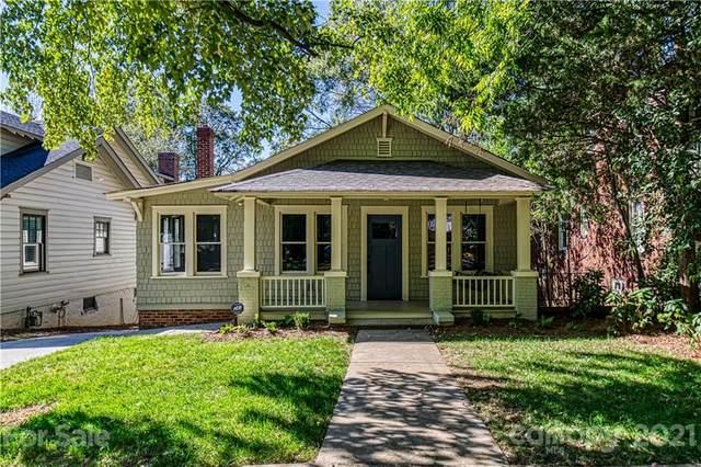 708 E Tremont Avenue, Charlotte, NC 28203 (#3798783) :: Briggs American Homes