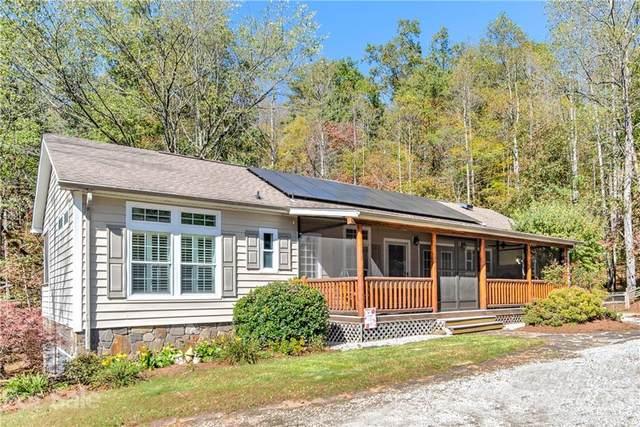 517 Johns Creek Road, Cullowhee, NC 28723 (#3798806) :: Carolina Real Estate Experts