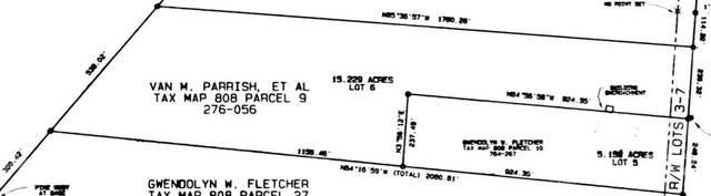 0 Molasses Mill Road #6, Woodleaf, NC 27054 (#3798810) :: Love Real Estate NC/SC