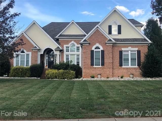 130 Hunters Hill Drive, Statesville, NC 28677 (#3798815) :: Johnson Property Group - Keller Williams