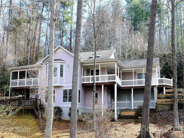 101 Sugarberry Lane, Hendersonville, NC 28739 (#3798818) :: BluAxis Realty