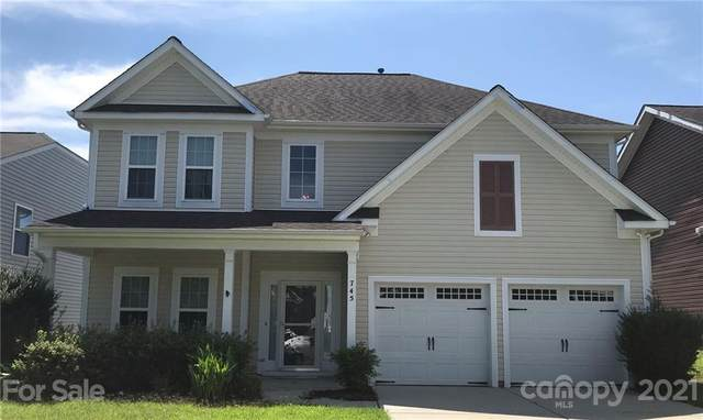 745 Inwood Hill Drive, Gastonia, NC 28056 (#3798877) :: Ann Rudd Group