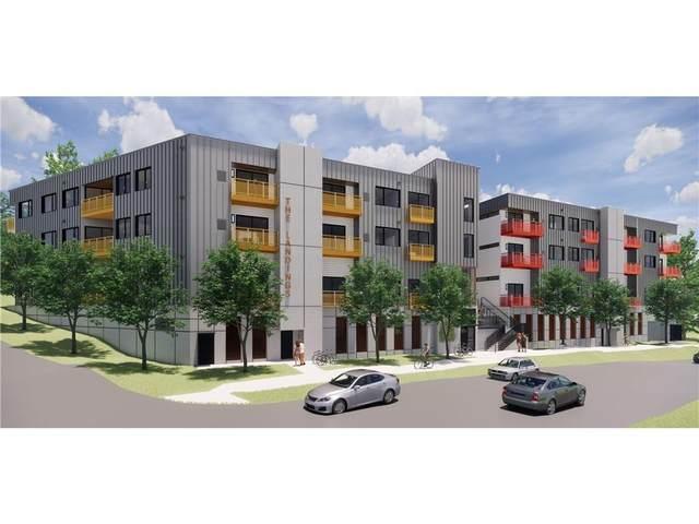 68 Craven Street #403, Asheville, NC 28806 (#3798895) :: Modern Mountain Real Estate