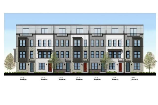 631 W Tremont Avenue #86, Charlotte, NC 28203 (#3798898) :: Scarlett Property Group