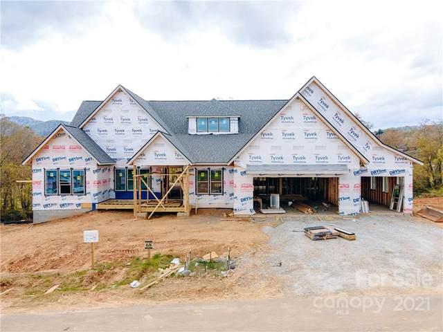 275 Daniel Circle Drive, Mills River, NC 28792 (#3798912) :: MartinGroup Properties