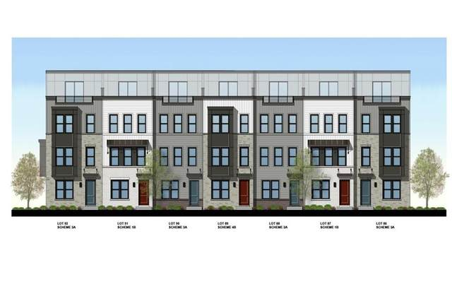 627 W Tremont Avenue #87, Charlotte, NC 28203 (#3798915) :: Carolina Real Estate Experts