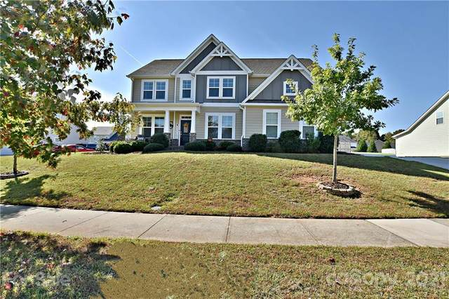 4531 Parnell Street, Indian Trail, NC 28079 (#3798978) :: Carolina Real Estate Experts