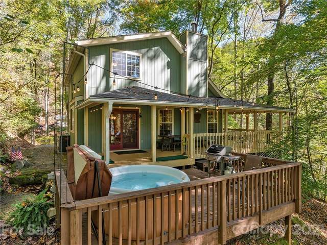 445 Allison Drive, Maggie Valley, NC 28751 (#3798982) :: Modern Mountain Real Estate