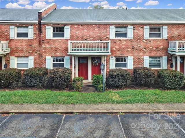 1201 Green Oaks Lane F, Charlotte, NC 28205 (#3798992) :: Scarlett Property Group