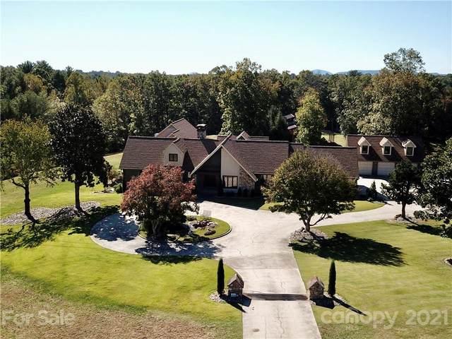 390 Cedar Valley Road, Hudson, NC 28638 (#3799122) :: BluAxis Realty
