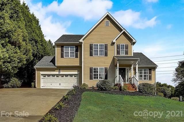 4819 Bridle Ridge Lane, Charlotte, NC 28269 (#3799123) :: Carlyle Properties