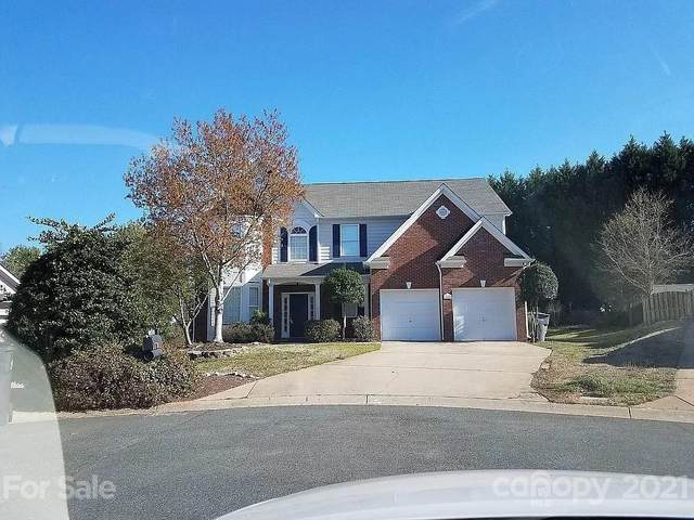 8802 Glenover Circle, Charlotte, NC 28269 (#3799133) :: Johnson Property Group - Keller Williams