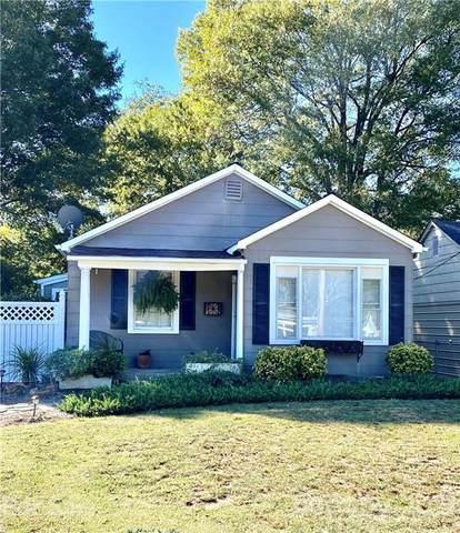613 State Street, Lincolnton, NC 28092 (#3799197) :: High Performance Real Estate Advisors