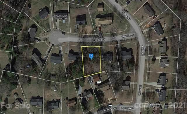 0 Tree Top Court, Salisbury, NC 28147 (#3799215) :: DK Professionals