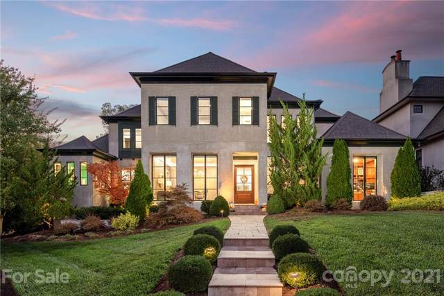 5924 Saint John Lane, Charlotte, NC 28210 (#3799267) :: Homes Charlotte