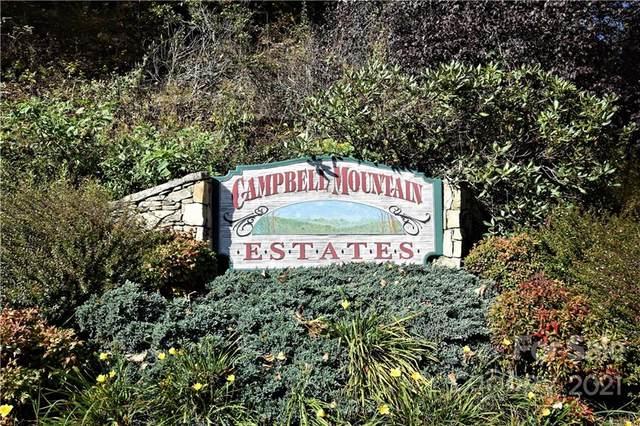 Lot 6 Mayflower Court Lot 6 Campbell , Waynesville, NC 28785 (#3799287) :: SearchCharlotte.com