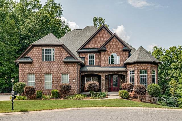 150 Canterbury Crossing, Fort Mill, SC 29708 (#3799317) :: BluAxis Realty
