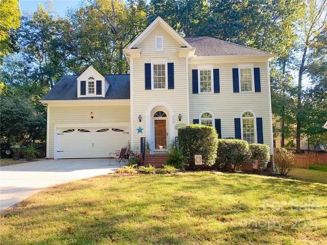 7809 Forest Oaks Lane, Waxhaw, NC 28173 (#3799324) :: DK Professionals
