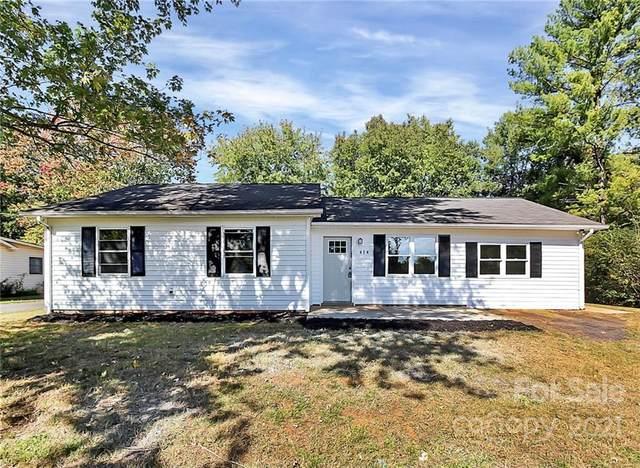 414 Avon Avenue, Troutman, NC 28166 (#3799359) :: LePage Johnson Realty Group, LLC