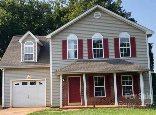 1734 Clooney Lane, Charlotte, NC 28262 (#3799439) :: MartinGroup Properties