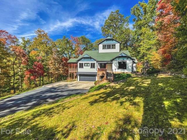 111 Rambling Ridge Road, Asheville, NC 28804 (#3799475) :: BluAxis Realty