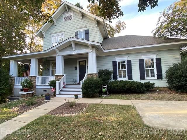 3811 Churchill Road, Charlotte, NC 28211 (#3799540) :: Keller Williams South Park