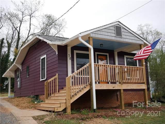 58 Clinton Avenue, Asheville, NC 28806 (#3799586) :: Ann Rudd Group