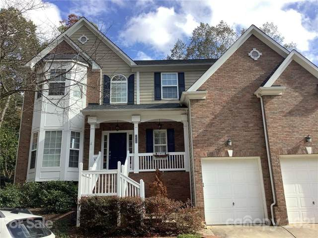 14215 Queens Carriage Place, Charlotte, NC 28278 (#3799627) :: Keller Williams South Park