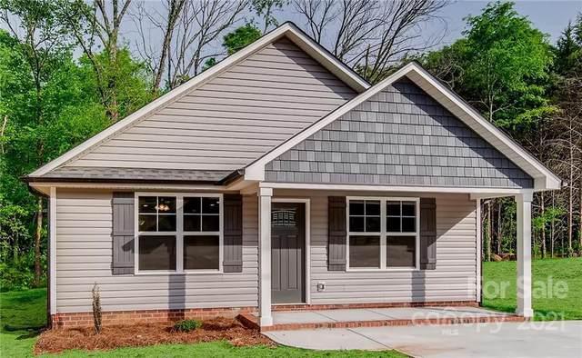 Lot 11 Cemetery Street E, Salisbury, NC 28144 (#3799676) :: MartinGroup Properties