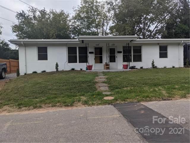 1745/1747 1st Street NE, Hickory, NC 28601 (#3799693) :: Carlyle Properties