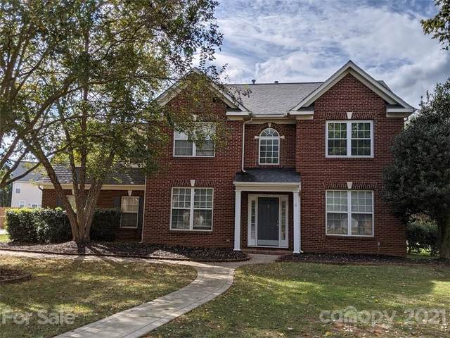 5415 Rogers Road, Indian Trail, NC 28079 (#3799705) :: BluAxis Realty