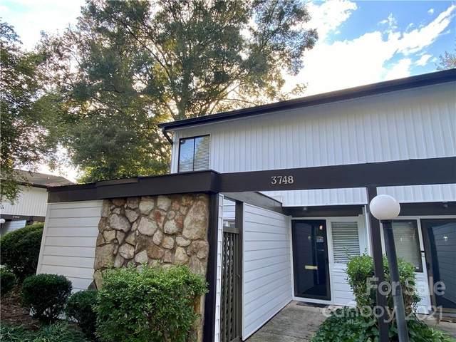 3748 Winding Creek Lane #3748, Charlotte, NC 28226 (#3799714) :: MartinGroup Properties