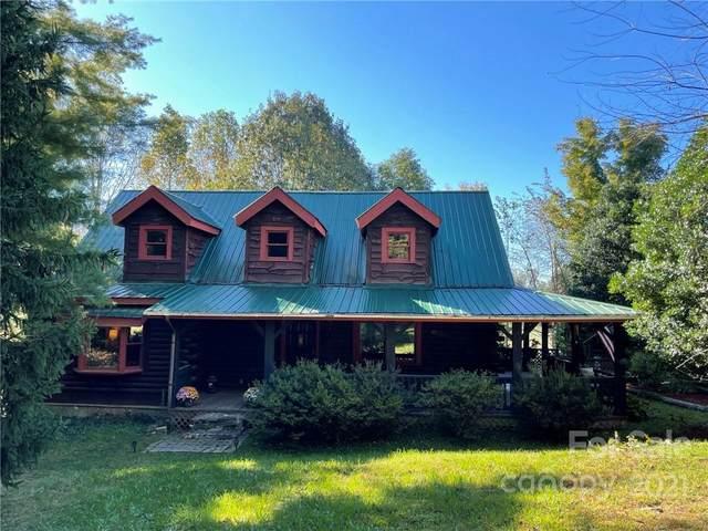 4 Hidden Pines Road, Alexander, NC 28701 (#3799724) :: Carmen Miller Group