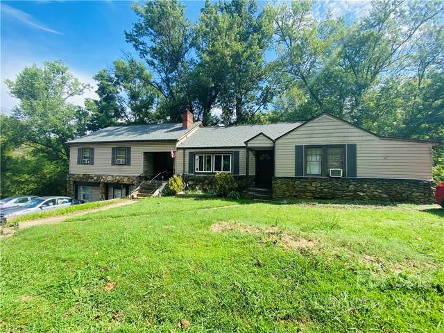 943 Old Mars Hill Highway, Weaverville, NC 28787 (#3799760) :: BluAxis Realty