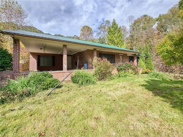 224 Short Ridge Lane, Clyde, NC 28721 (#3799776) :: High Vistas Realty