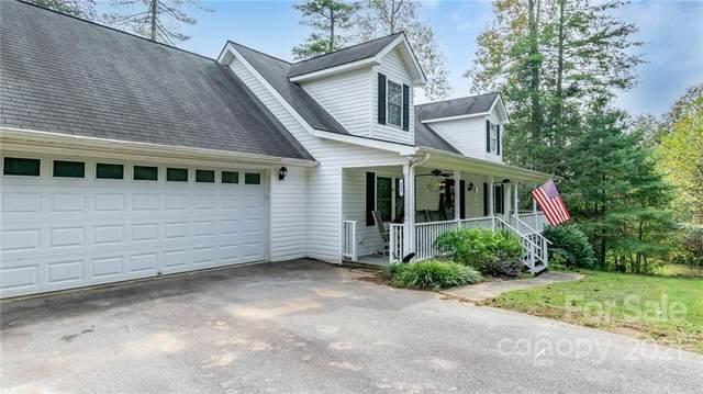 137 E Sunset Ridge Drive, Etowah, NC 28729 (#3799779) :: Carmen Miller Group