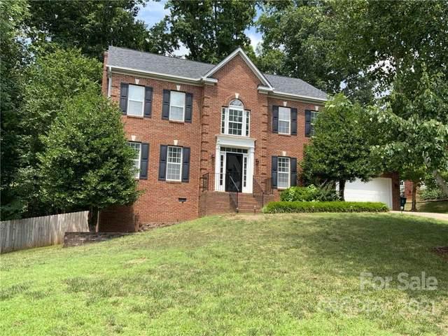 1609 Sweetgum Lane, Matthews, NC 28105 (#3799806) :: Carlyle Properties