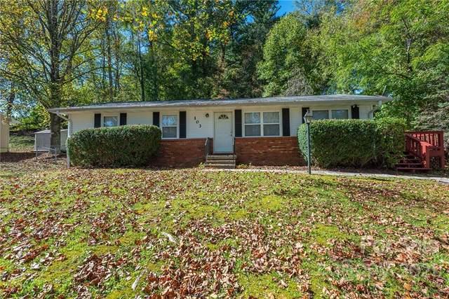 103 Robleigh Drive, Hendersonville, NC 28739 (#3799847) :: Carmen Miller Group