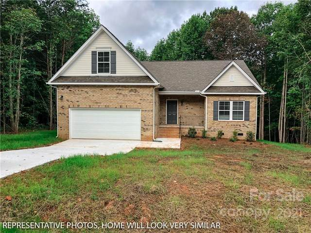 154 Spring Forest Drive, Statesville, NC 28625 (#3799850) :: LePage Johnson Realty Group, LLC