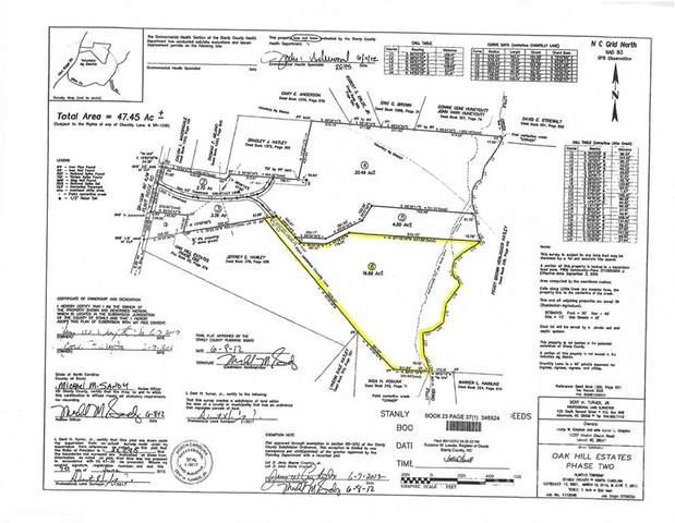 Lt 6 Flint Ridge Road, Albemarle, NC 28001 (#3799877) :: Scarlett Property Group